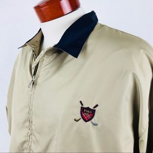 Polo Golf Ralph Lauren Pullover Windbreaker